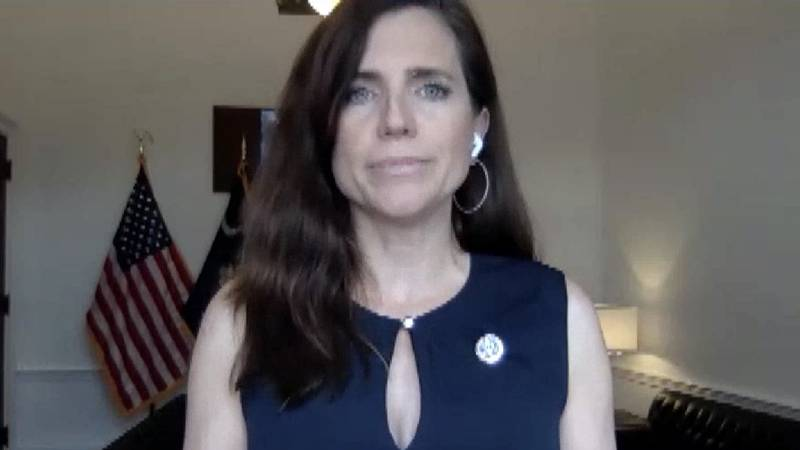 Representative Nancy Mace says she has not made a decision as to whether Charleston County...