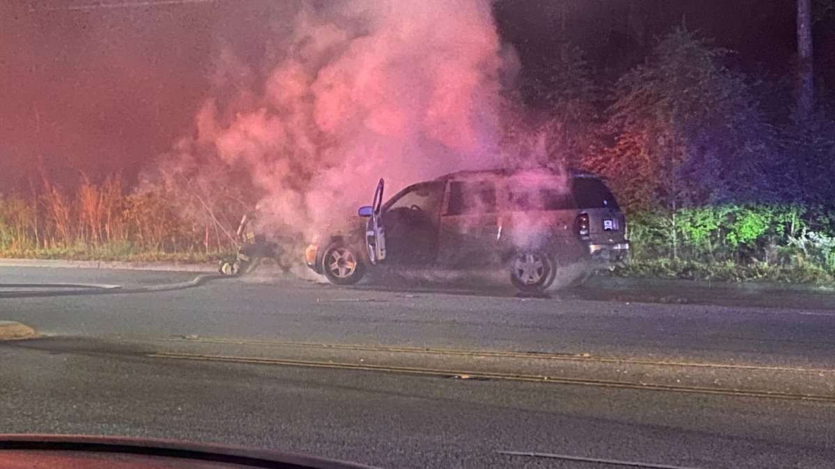 It happened in the area of Dorchester Road near Orangeburg Road. Authorities have closed a...