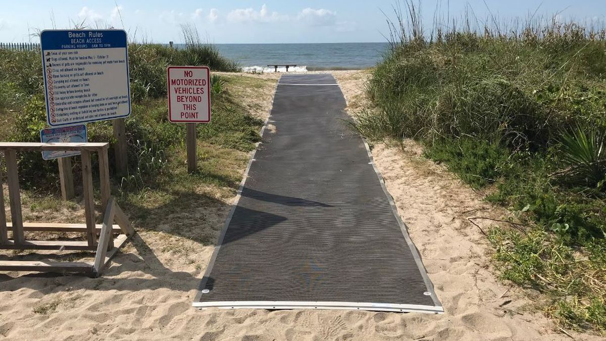 Edisto Beach officials rolled out the mats Thursday and say they're already receiving positive...