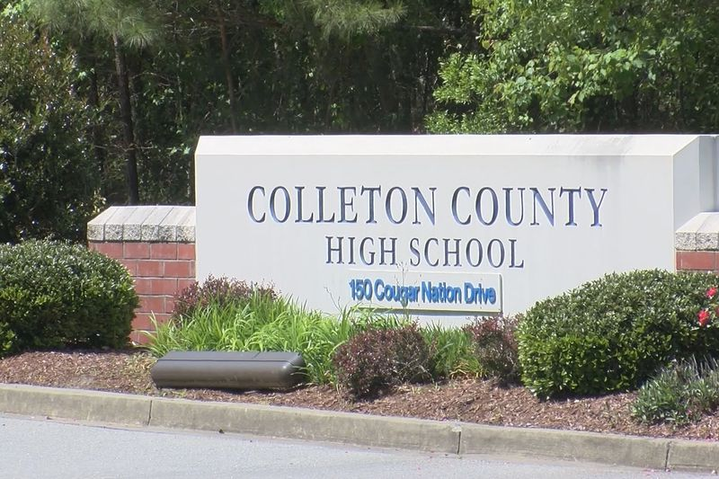 Gruber says the Colleton County School District is receiving $22,751,793 in Elementary and...