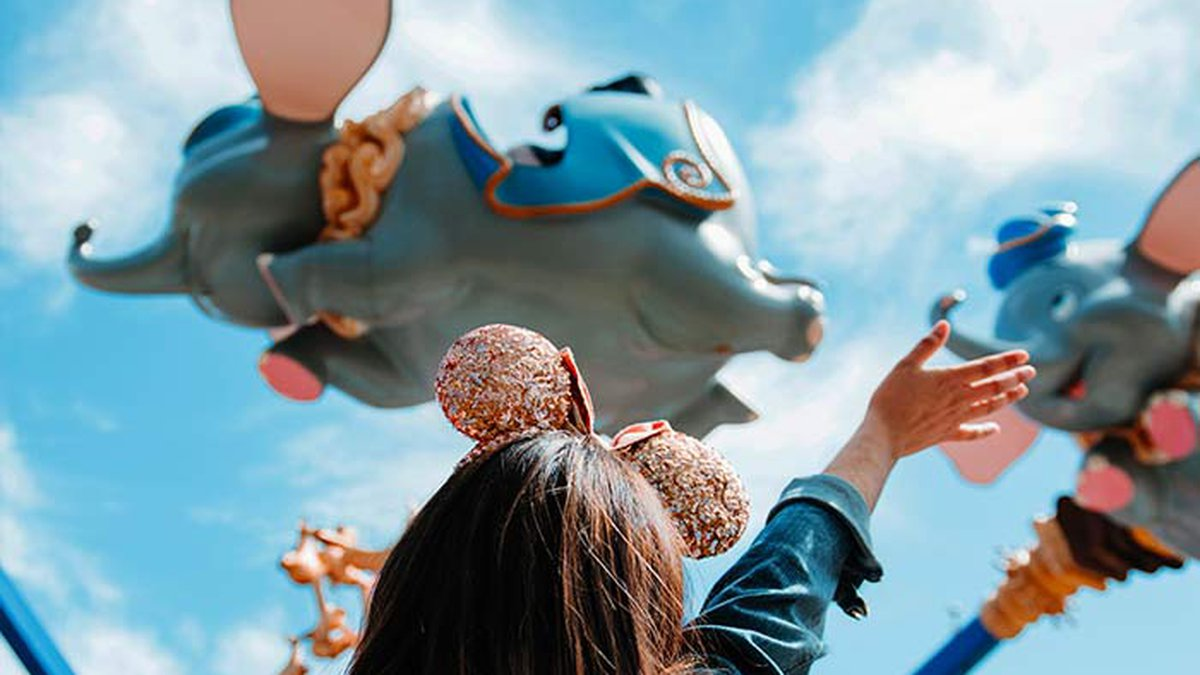 You could win four 2-day passes to Walt Disney World.