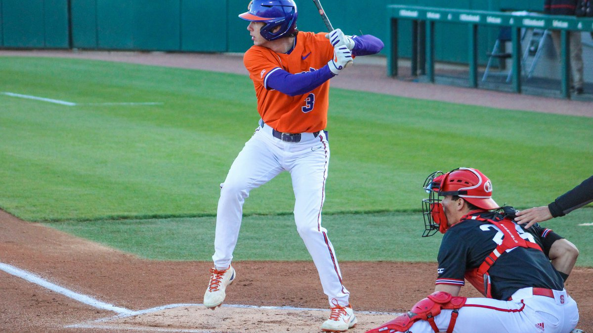 Clemson came back from being down 6-2 to beat NC State, 10-6 on Friday