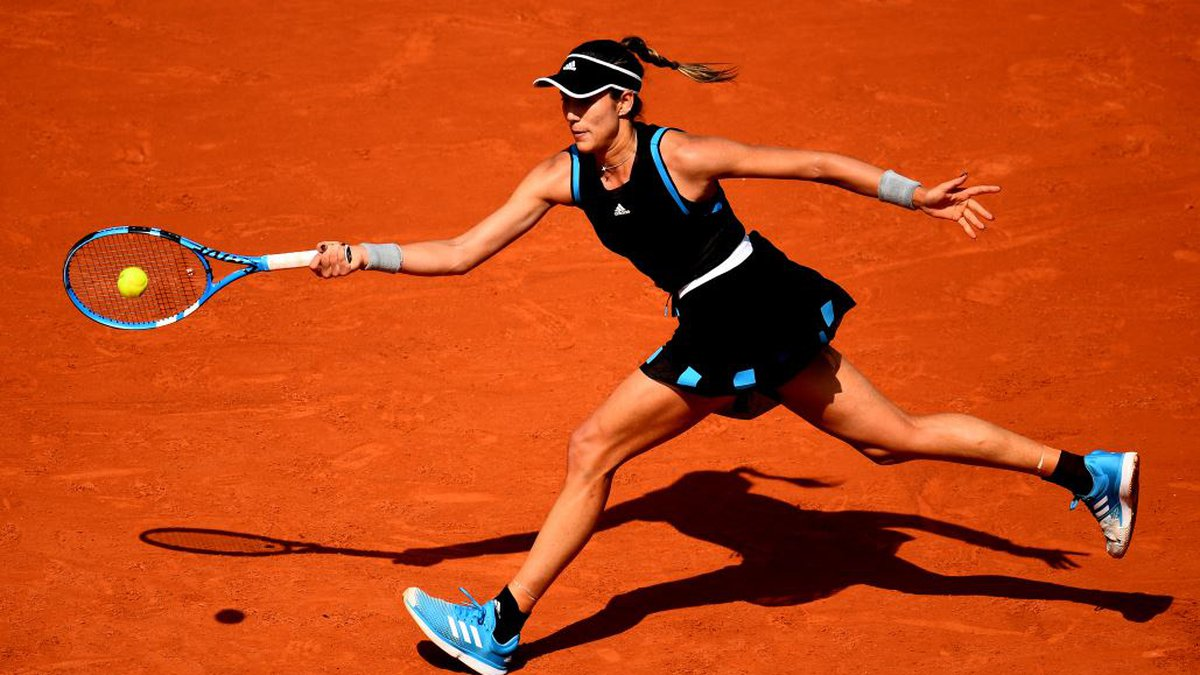 Garbine Muguruza committed to the Volvo Car Open on Wednesday (Volvo Car Open)