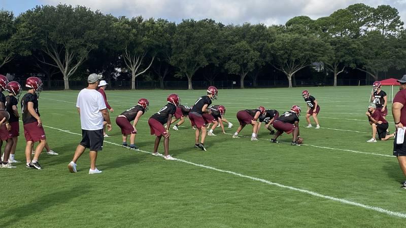 SCISA high school football teams begin fall practice on Thursday
