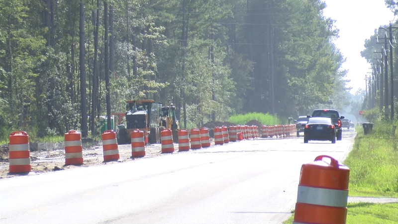 People living on Black Tom Road in Berkeley County say they are having trouble leaving their...