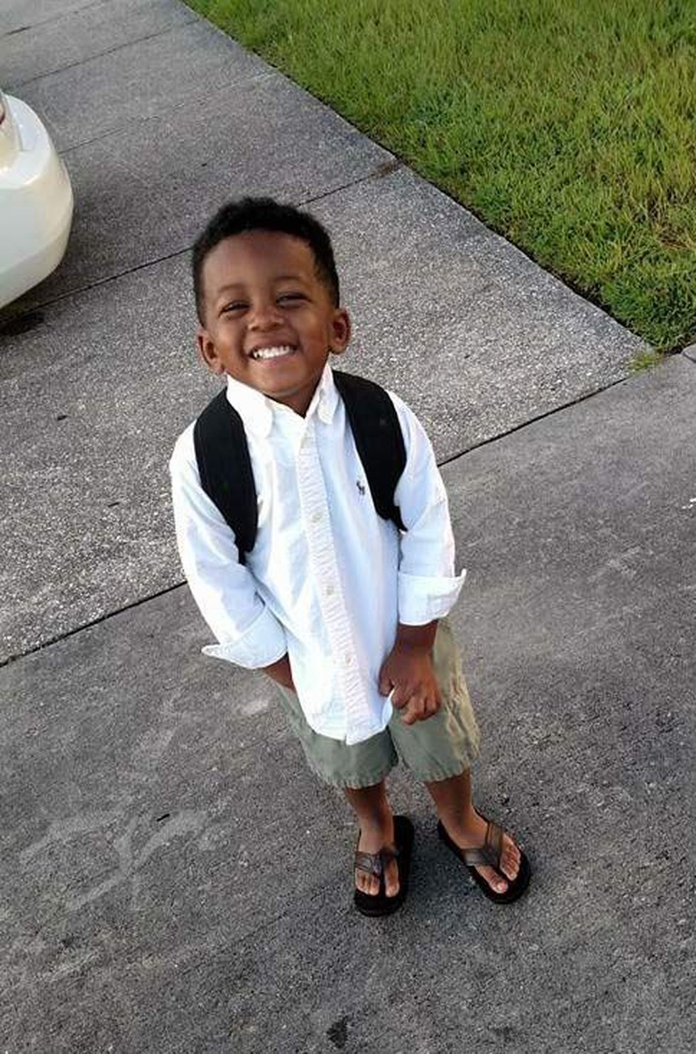 Aiden Martin, 3, died Saturday morning after an accidental shooting, deputies say. (Source:...