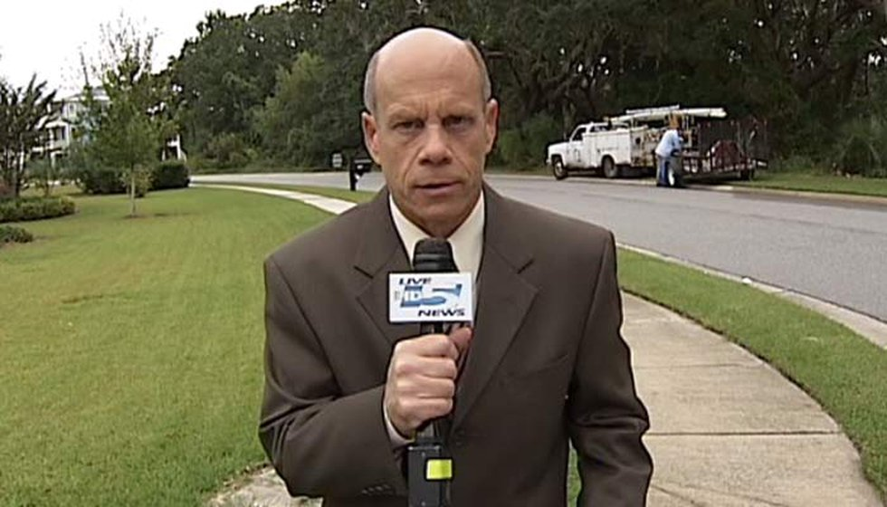 Live 5 News reporter Harve Jacobs reports on the search for a fugitive in 2008.