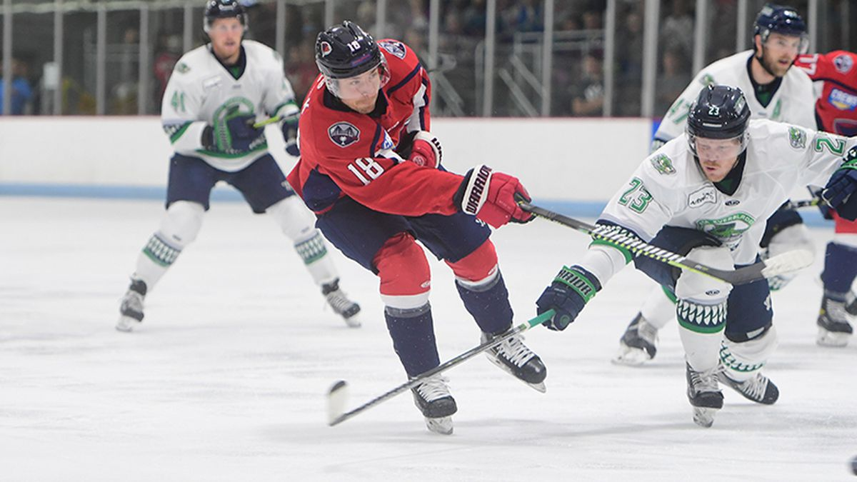 4-Goal Third Period Not Enough in 5-4 Loss To Everblades