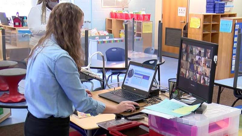DD2 officials say 650 students in DD2 are registered for the Virtual Academy for the entire...