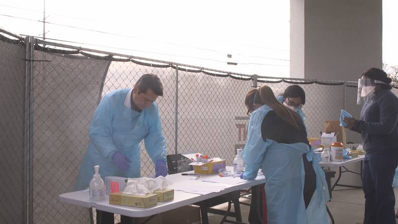 Health experts in the Charleston area say COVID-19 testing has ramped up significantly along...