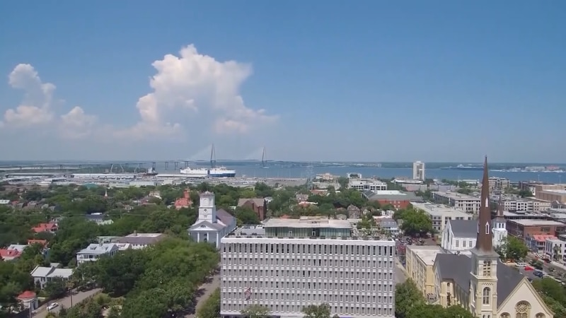 The city of Charleston will hold its first public hearing for the 10-year comprehensive plan...