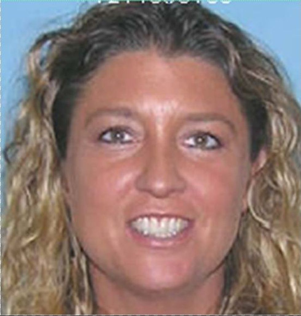 40-year-old Sun City woman named Caroline Gibson goes missing.