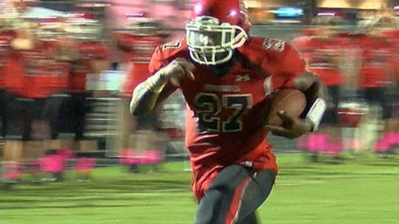 Stratford High School running back Mario Anderson is one of 15 players from the Lowcountry...