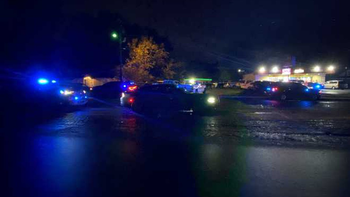 Two men are in custody in connection with a murder at an Upstate bar, the Greenville County...