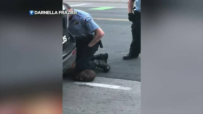 Four Minneapolis police officers have been fired for involvement in the death of the...