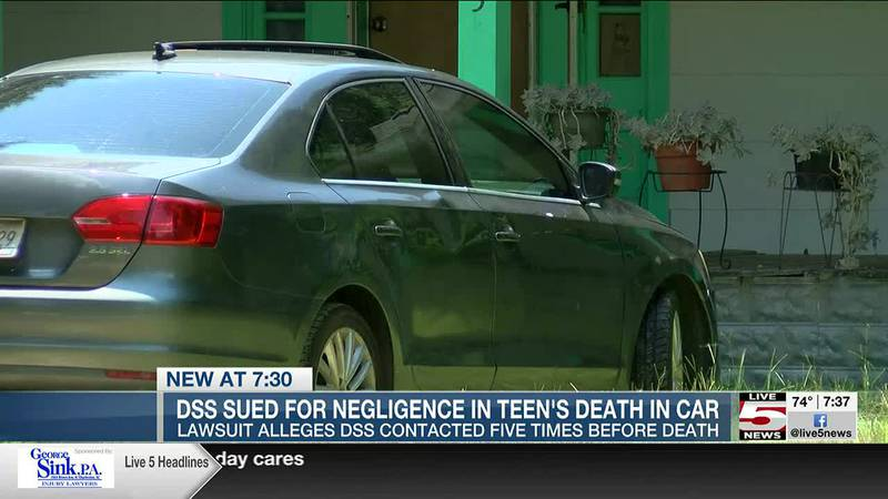 VIDEO:  Department of Social Services facing lawsuit after girl with special needs dies in car