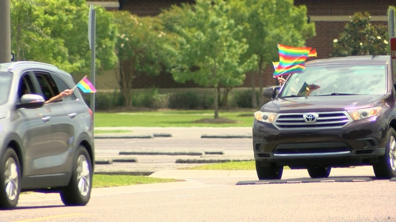 After having an LGBTQ+ Pride flag stolen from the front of their Summerville home twice this...