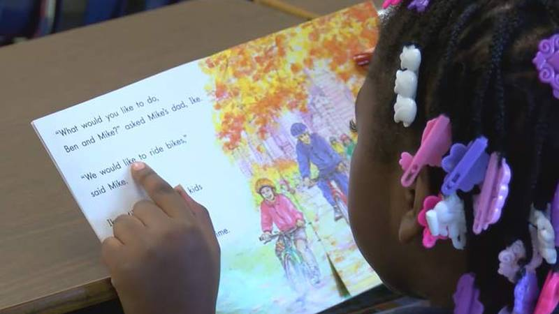 The Charleston County School District says its new English Language Arts and math programs will...