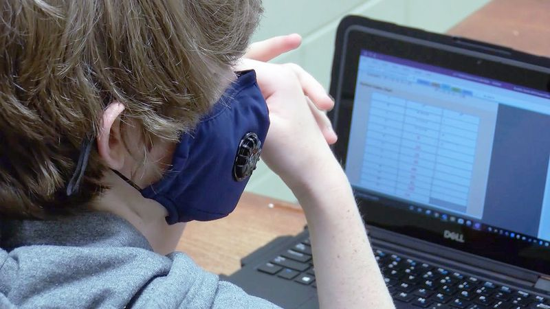 Students will no longer be required to wear a mask if their parents sign a waiver.