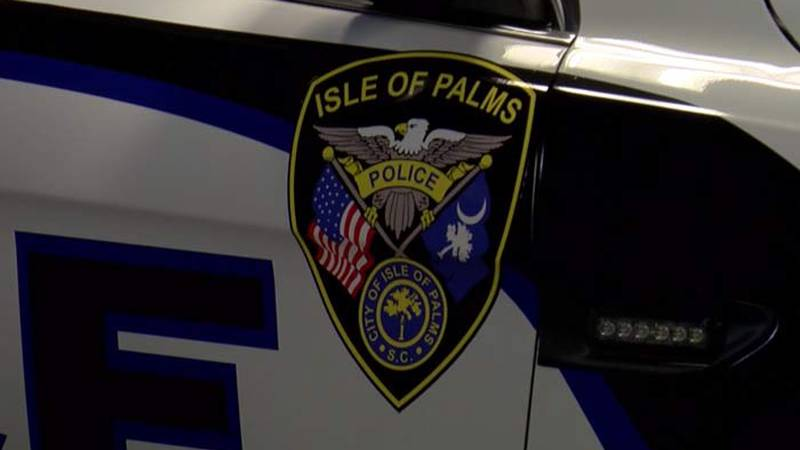 Isle of Palms Police say several people were arrested and one of their officers suffered minor...