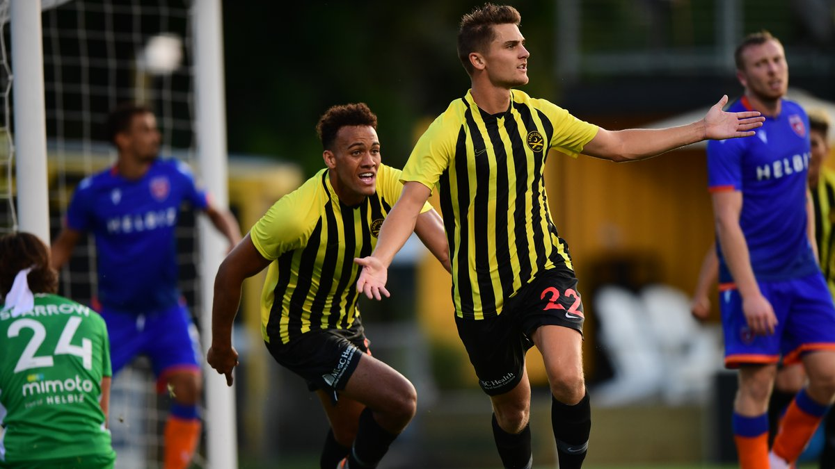 Charleston-native Joel Bunting's second half goal secures 2-1 win over Miami FC