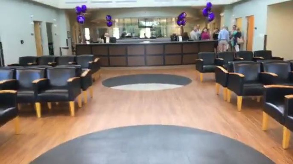 The new facility on Rivers Avenue opened Wednesday morning. (Source: Live 5)