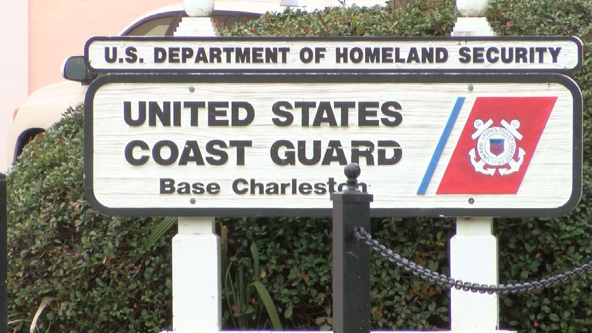 Families of Coast Guard Sector Charleston are feeling the effects of the government shutdown....