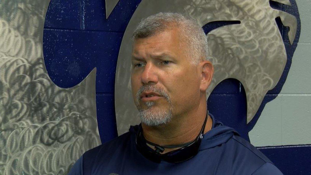 Colleton County head football coach Coby Peeler announced his resignation on Thursday