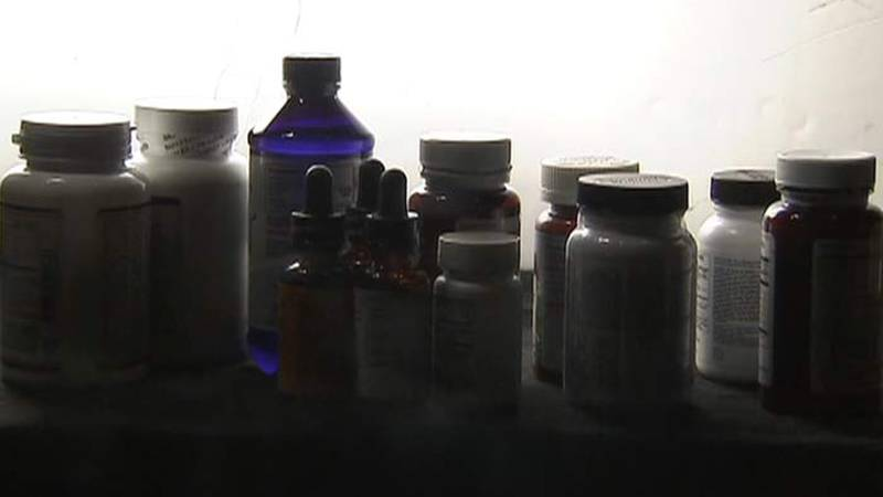 Some people are turning to supplements and non-medical ways to prevent illness like COVID-19,...