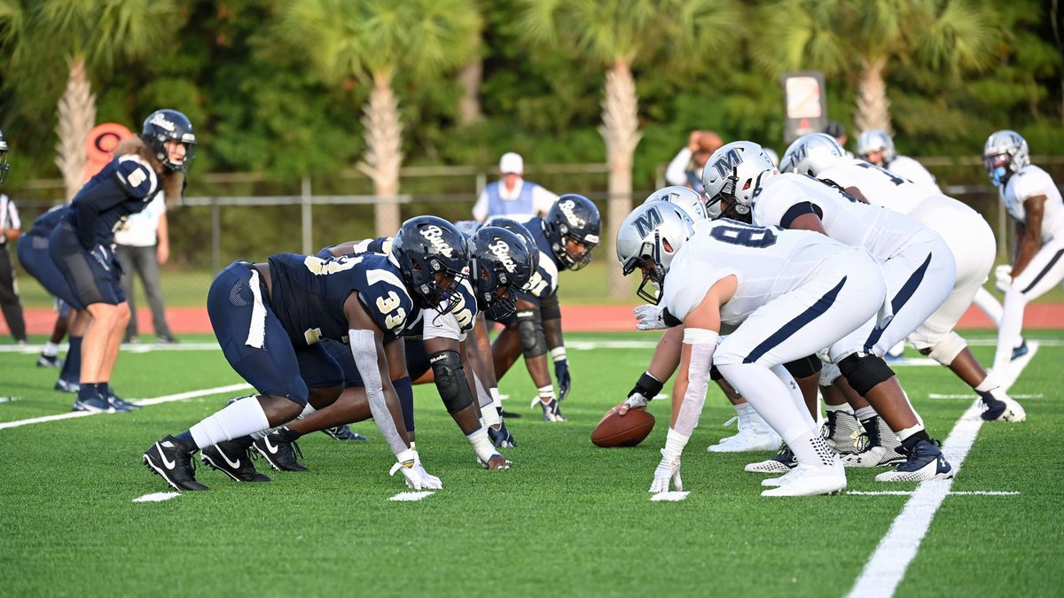 Charleston Southern dropped their Big South opener on Saturday to Monmouth 41-14