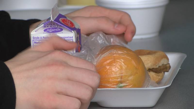 Brunswick County Schools will offer free breakfast and lunch to all students beginning next...