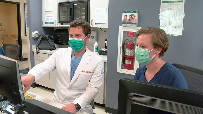 Doctors and nurses at Trident Medical Center urge people to avoid delaying medical care if they...