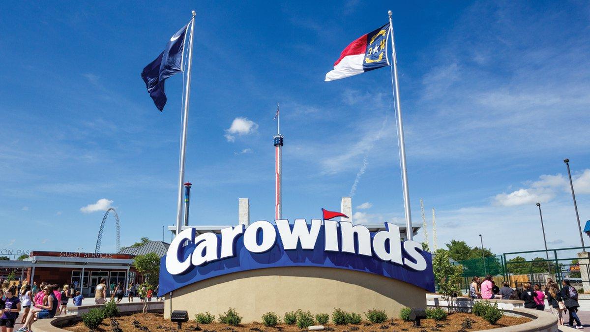 Carowinds no longer requires reservations