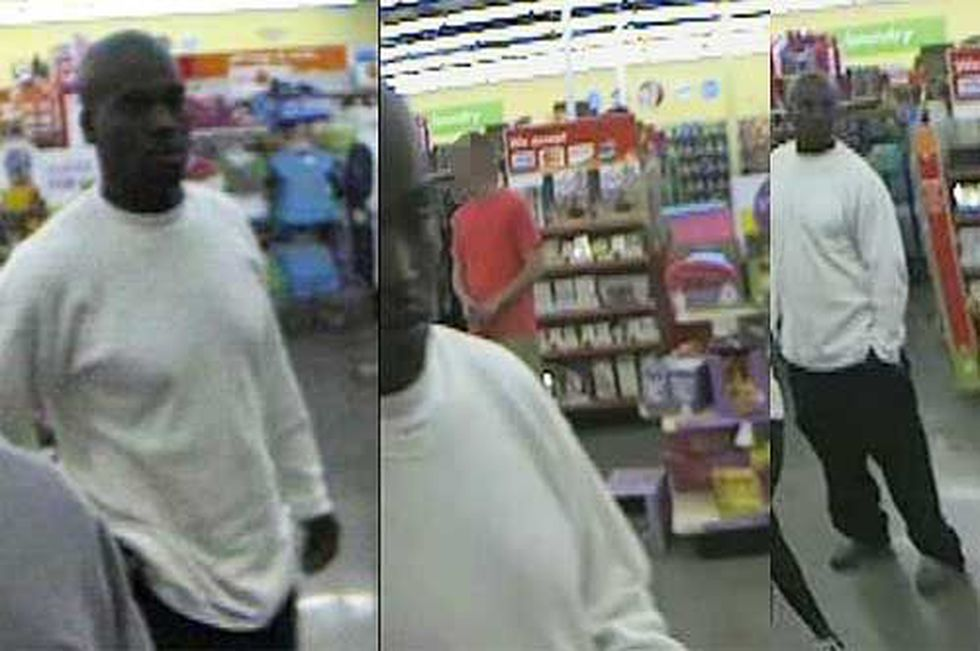 Police are seeking the public's help in identifying the person in the picture, who is a person...
