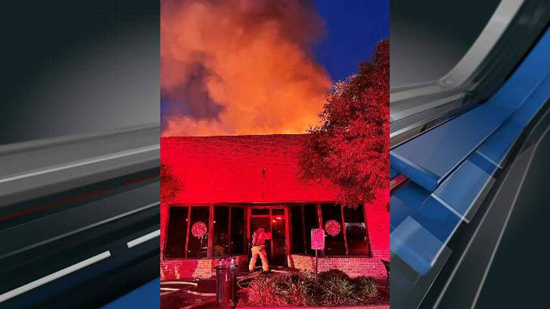 Firefighters say they responded to the 1000 block of E. Montague Avenue after Charleston County...