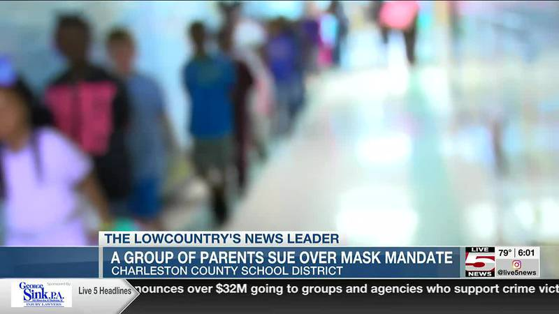 VIDEO: Ruling expected on motion to block Charleston Co. Schools' mask mandate