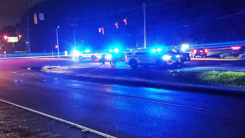 Officials with the North Charleston Police Department say authorities are investigating after a...