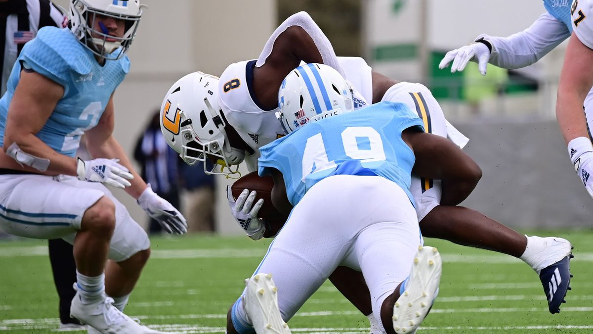 The Citadel gave up a 2 point conversion in overtime to fall to 0-2 in the spring with a loss...