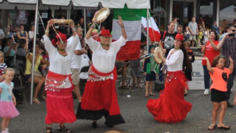 The Summerville Italian Feast is set to kick off Sunday morning in downtown Summerville.