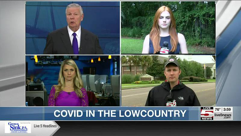 VIDEO: SC health department reports more than 2,000 new COVID-19 cases
