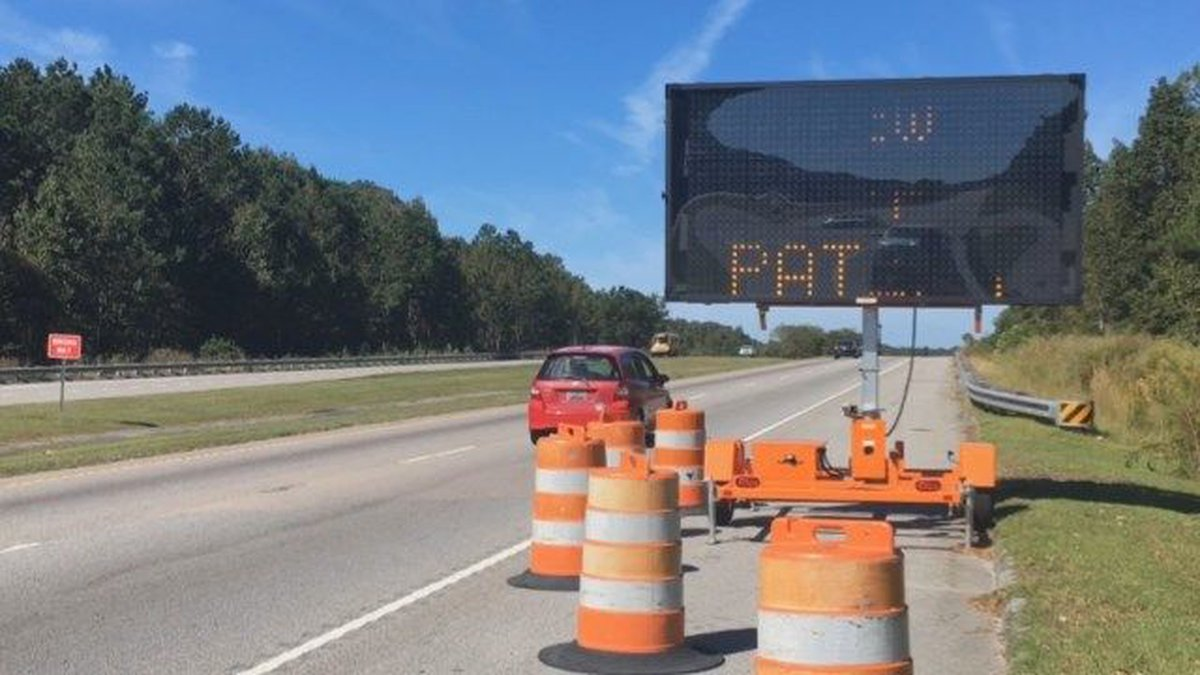 The law starts Sunday, but it requires state troopers to only issue warning tickets until...