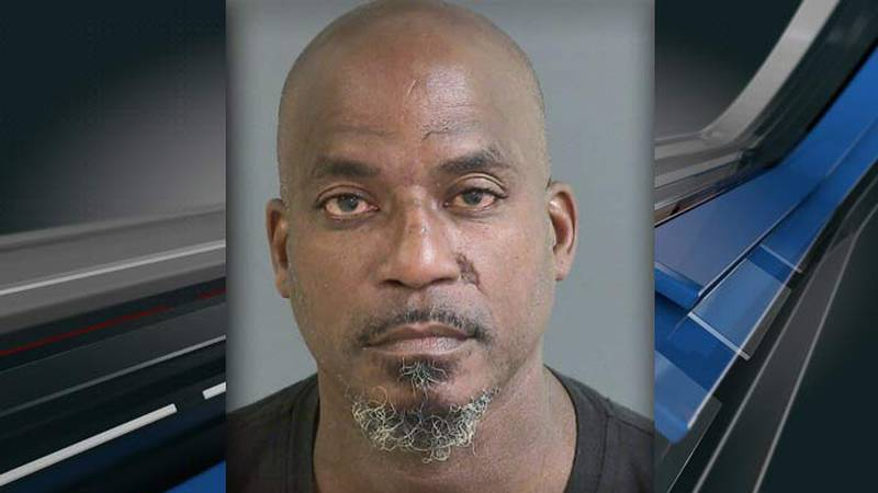 Anthony Simmons is charged with second-degree burglary, stalking and two counts of malicious...