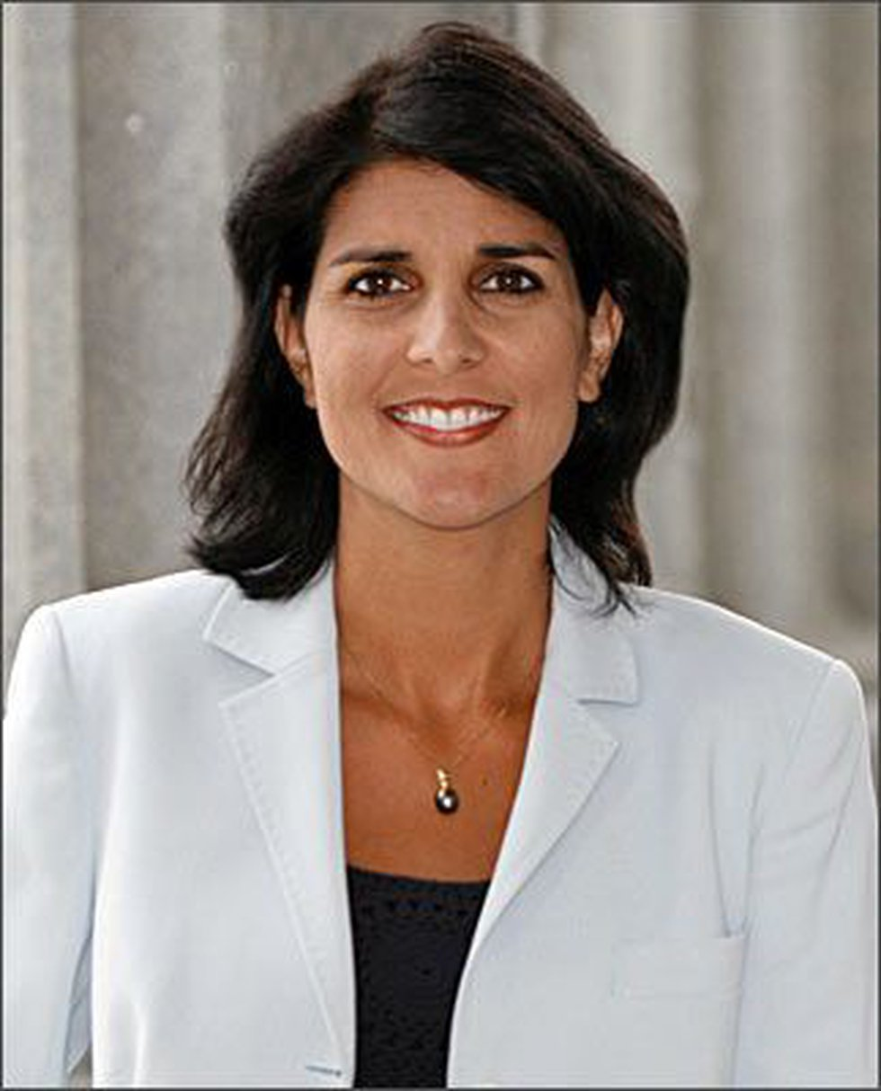 Governor Haley has been cleared of ethics charges.
