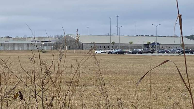 Federal Correctional Institution Williamsburg, a facility in the Salters area of Williamsburg...