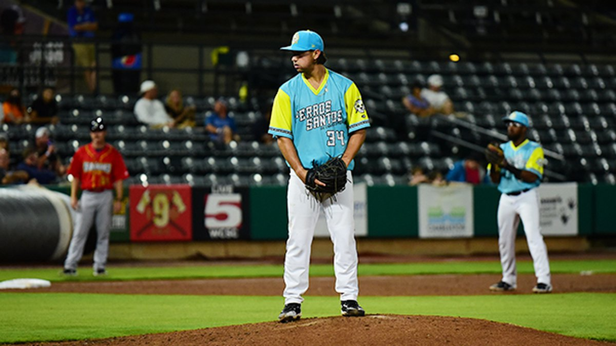The RiverDogs picked up a shutout 7-0 wi over Columbia on Saturday