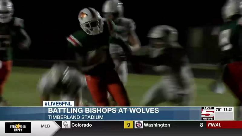 VIDEO: Lowcountry high school football coverage - Week 4 - PART 2