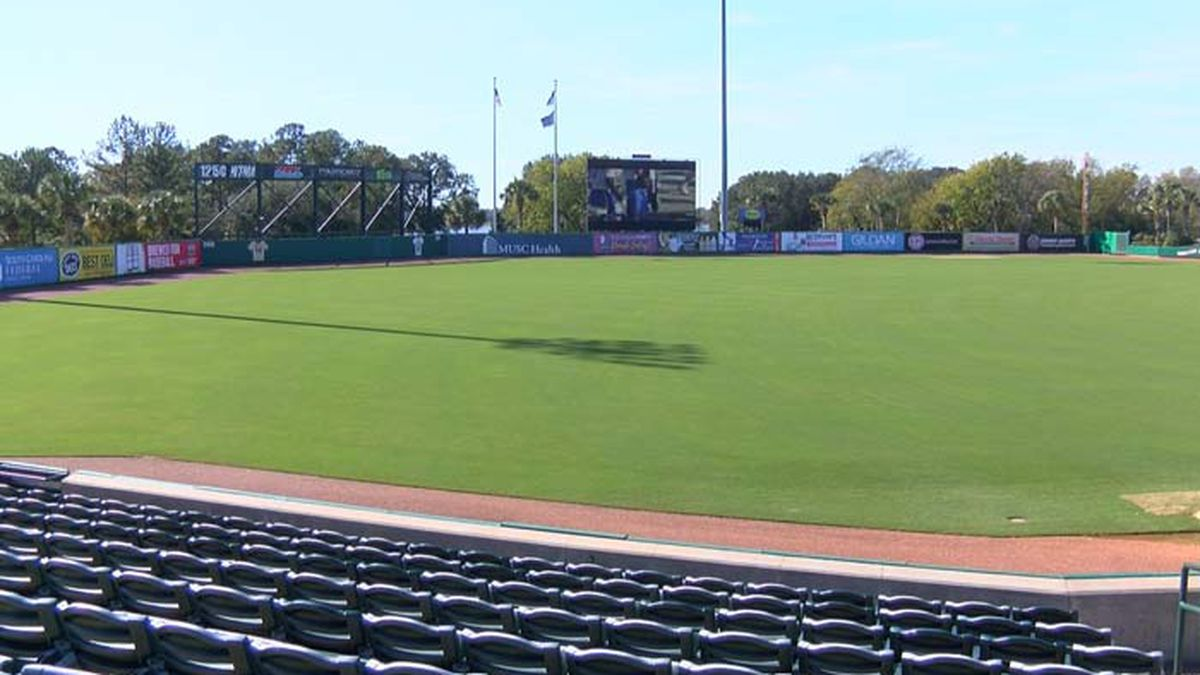 """The Charleston RiverDogs have scrapped plans for an """"OJ Trial Night"""" originally scheduled in May."""