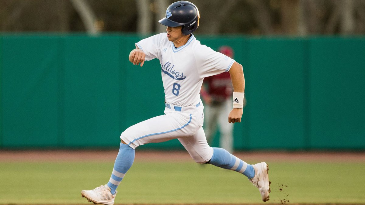 Jeffrey Brown went 5-5 with a homer and a triple but The Citadel fell to South Carolina on...