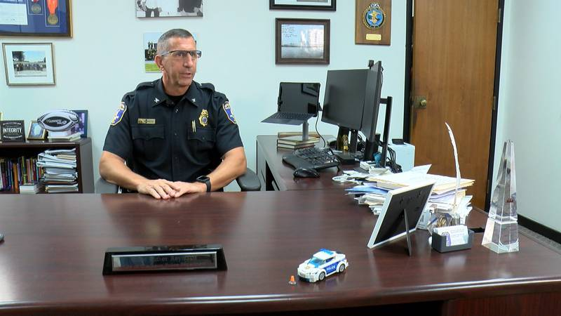 Chief Reynolds says problems with bond hit especially close to home after one of his officers...