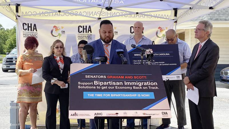 South Carolina small business owners and state organizations are calling on U.S. Sen. Lindsey...
